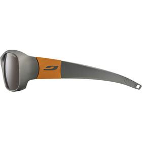 Julbo Piccolo Spectron 4 Sunglasses Junior 8-12Y Titanium/Orange-Gray Flash Silver